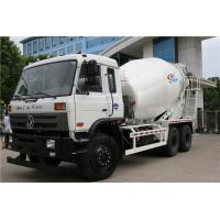China Dongfeng 6x4 Carbon Steel 10CBM Concrete Mixer Truck For Construction Project on sale