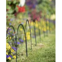 Best Garden Border Edging / Mental Garden Border Fence Prop Up Floppy Plants wholesale