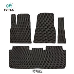 Best 3D Rubber Personalized Car Floor Mats , Customized Size Custom Fit Floor Mats wholesale