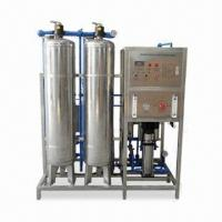 Best Industrial Reverse Osmosis System with 1,000L/Hour Output, Used for Water Treatment Equipment wholesale