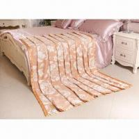 Best 100% bamboo blanket, very soft texture wholesale