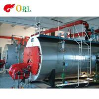 Best Coal Fired Steam Boiler Spare Parts , Oil Fired Boiler Header ASTM In Power Station wholesale
