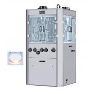 Best Three Layer Dishwashing Pharmaceutical Tablet Press Machine , Tablet Making Machine 24000pcs / H wholesale