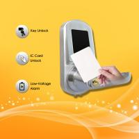 Best Tag or ID Card Low Voltage Warning RFID Card Door Lock Contactless Unlocking wholesale