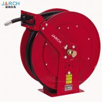 Best Fuel Delivery Cable Retractable Hose Reel 15m 3/4 Diesel / Gas Carbon steel Material wholesale