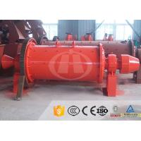 Best Custom Particle Size Industrial Ball Mill Bearing Type Driven Continuous Ball Mill wholesale