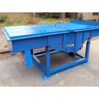 Best 2015 newly design low price sand vibration screen separator wholesale