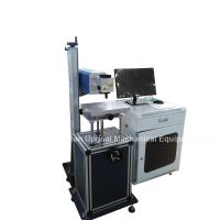 Best Wood Leather Non-metal Materials Co2 RF Laser Marking Machine wholesale