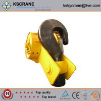 Best Material Handling Forged Lifting Crane Hooks With DG20Mn Material wholesale