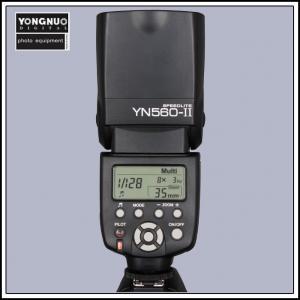 Cheap Yongnuo YN-560 II for Panasonic, YN560II Flash Speedlight/Speedlite Camera for sale