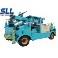 Best Wet mix concrete sprayer trailer robot arm electric motor and diesel two-motor drive wholesale