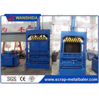 Best High Density Vertical Waste OCC Cardboard Waste Paper Baler Tie Baler Y82-100 wholesale