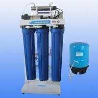 Best 6 Stages 11G Reverse Osmosis System with UV Sterilizer and 200GPD Capacity, Used for Hospital/Hotel wholesale