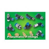 Best Nylon And Polyurethane Hydraulic Cylinder Components , Nickel - Plated Pneumatic Fittings wholesale