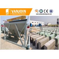 Best High Output Eps Cement 610mm Wall Panel Machine Automatic wholesale
