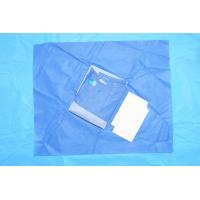 Buy cheap Dustproof  Breathable SMMS Fabric Sterile Surgical Gowns Against Blood from wholesalers