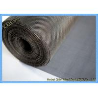 Best Dutch Weave 5 Micro 304 Stainless Steel Wire Mesh Cloth Filter Acid Resistant wholesale