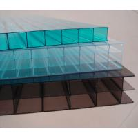 Best awning skylight system Grade A lexan twin wall polycarbonate sheets with competitive price wholesale