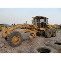 China 1997 made in usa 140g Used motor grader caterpillar american grader for sale on sale