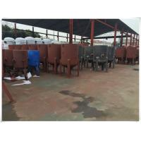 Best High Efficient Portable Industrial Sandblasting Equipment Vertical / Horizontal wholesale