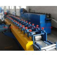 Best High Speed 0 - 25m/min Metal Stud and Track Roll Former Machine Track Production Line wholesale