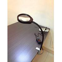 New Design Multi-functional clamp type with LED light magnifier