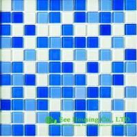China High Quality Crystal  Mosaic Tile Manufacturer in China, 300x300mm on sale