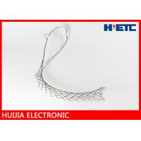 Best Support Lace Up Hoisting Wire Mesh Grip For 7/8 Inch Feeder Coaxial Cable Socks Hanger Systems wholesale