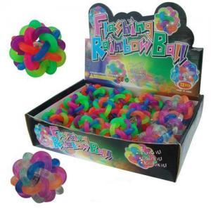 China Flashing rainbow ball on sale