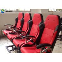 Best Superduty Interative 4D Motion Theater Chair 4D Movie Theater Electric Mobile Seats wholesale