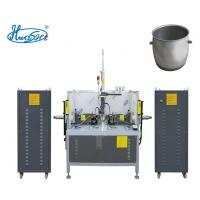 Best Horizontal Type Stainless Steel Pot Ear Welding Machine With One Year Warranty wholesale