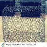 Best Woven Gabion Box|Gabion Basket With 60x80mm Hexagonal Mesh Double Twisted wholesale
