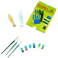 Best Fine Art Painting Set Art Kits For Teenager Manikin Canvas Panel Included wholesale