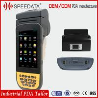 Best Mobile Printers All in one with Best Portable Multifunctional fingerprint collector and 4G WWLAN wholesale