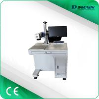 Best 7000 Mm/S Jewellery Laser Marking Machine , 1064nm Portable Laser Engraver wholesale
