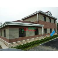 Best Customized WPC Exterior Wall Cladding Weather Resistant Fire Resistance No Cracking wholesale