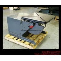 Best High Frequency Pipe Welding Positioners 30 Ton Head Tail Welding Turn Table wholesale