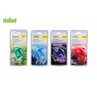 Best Double Dolphin Four Scents Hanging Air Freshener for Rear view Mirror wholesale