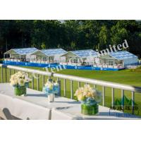Best Promotional Marquee Commercial Event Tents Earth Land Situation For Exhibitions wholesale