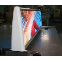 Best High Resolution P5 LED Advertising Display , Taxi Top LED Screen wholesale