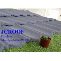 Best Building Material Stone Coated Roofing Tiles Spanish Type with ISO Certificate wholesale