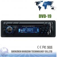 Details of Car Audio DVD 19 Car Player, AM/FM Radio With ...