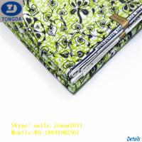 Best New style real wax printed fabric wholesale