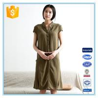 Best 2016 New Ladies Hot Sale Plus Size Linen Dress Manufacturer In China wholesale