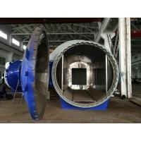 Best Horizontal High Pressure Composite Autoclave Pressure Vessel Of Aircraft Making wholesale
