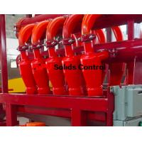 Cheap High quality hot sales drilling solids control desilter separator for sale for sale