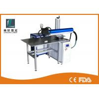 China 380V 60HZ Jewellery Laser Soldering Machine Water Cooling For Solar Silicon on sale