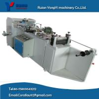 Best Fully Automatic Plastic Middle-Sealing Bag Making Machine (ZF300) wholesale
