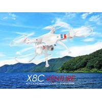 Best X8C 2.4G 4CH 6-Axis Venture RC Quadcopter Drone Headless Aerial Photography 2MP Fly Camera wholesale