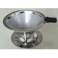 Best White Ultra Fine Stainless Steel Filter Easy Clean With High Eccentricity Rate wholesale